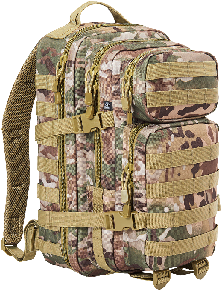 Batoh US Cooper medium tactical camo
