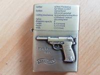 Benzinový zapalovač Walther p38