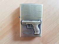 Benzinový zapalovač Walther p99