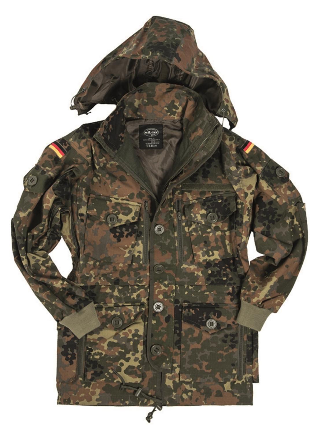 Commando Smock jacket