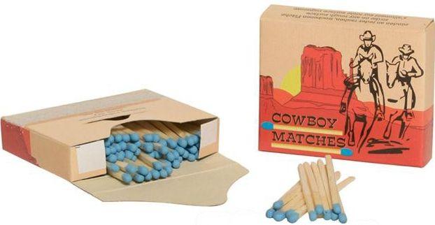 Cowboy Matches