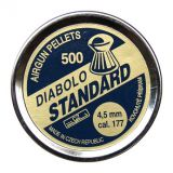Diabolky Standart 500ks 4,5mm