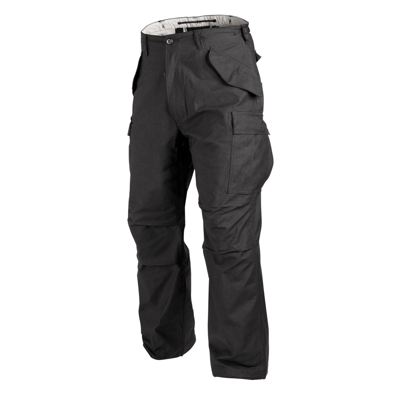 Kalhoty M65 černé Helikon