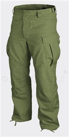 Kalhoty SFU helikon oliv
