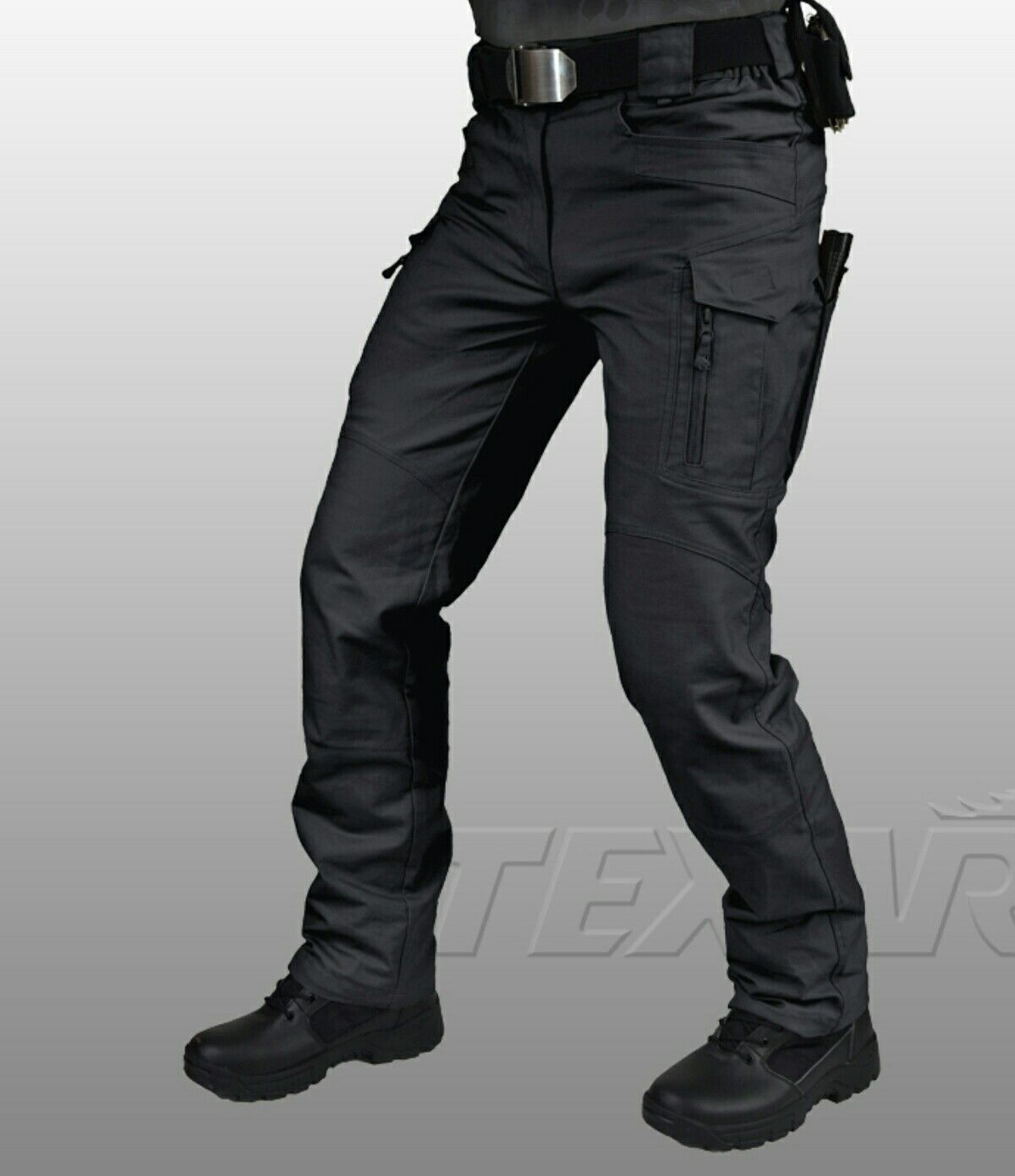 Kalhoty Texar Elite pro černé