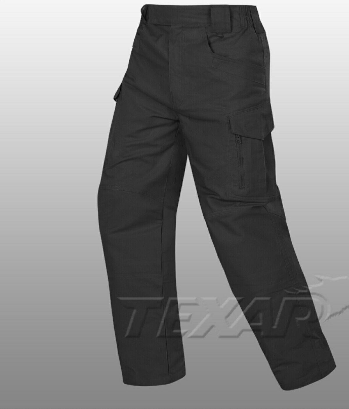 09cf8cdbf57 Kalhoty Texar Elite pro černé