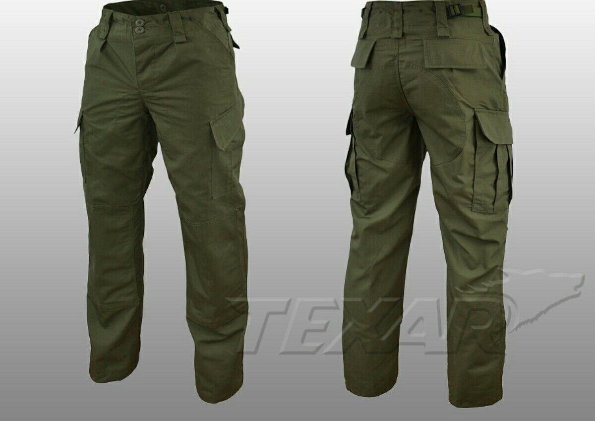 Kalhoty WZ10 ripstop Oliv