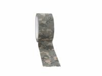 Maskovací páska textilní samolepící - Flecktarn