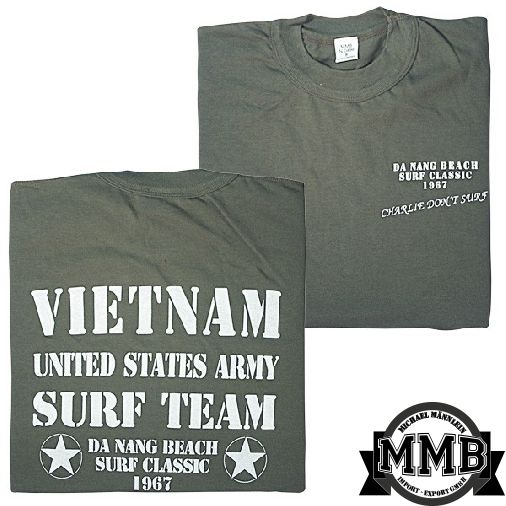 Triko Vietnam Surf team