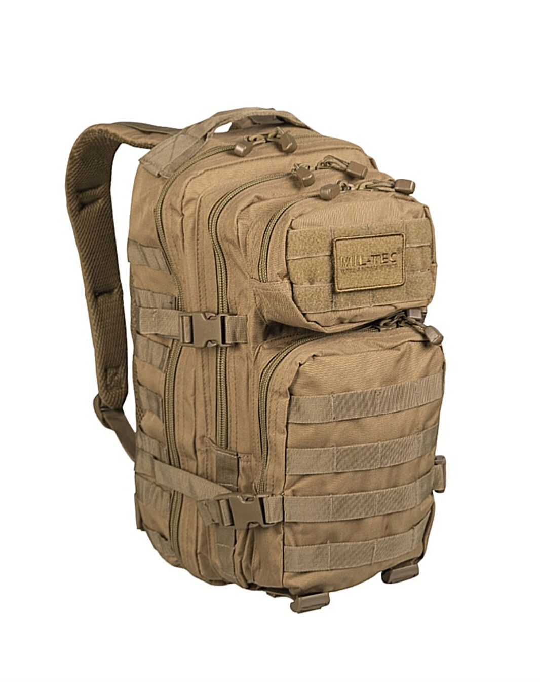 Batoh Assault pack SM coyote Miltec