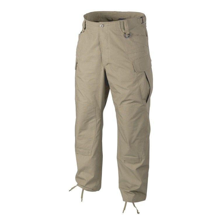 Kalhoty SFU Helikon ripstop khaki
