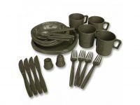 Kempingové nádobí 26 dílné pro 4 osoby
