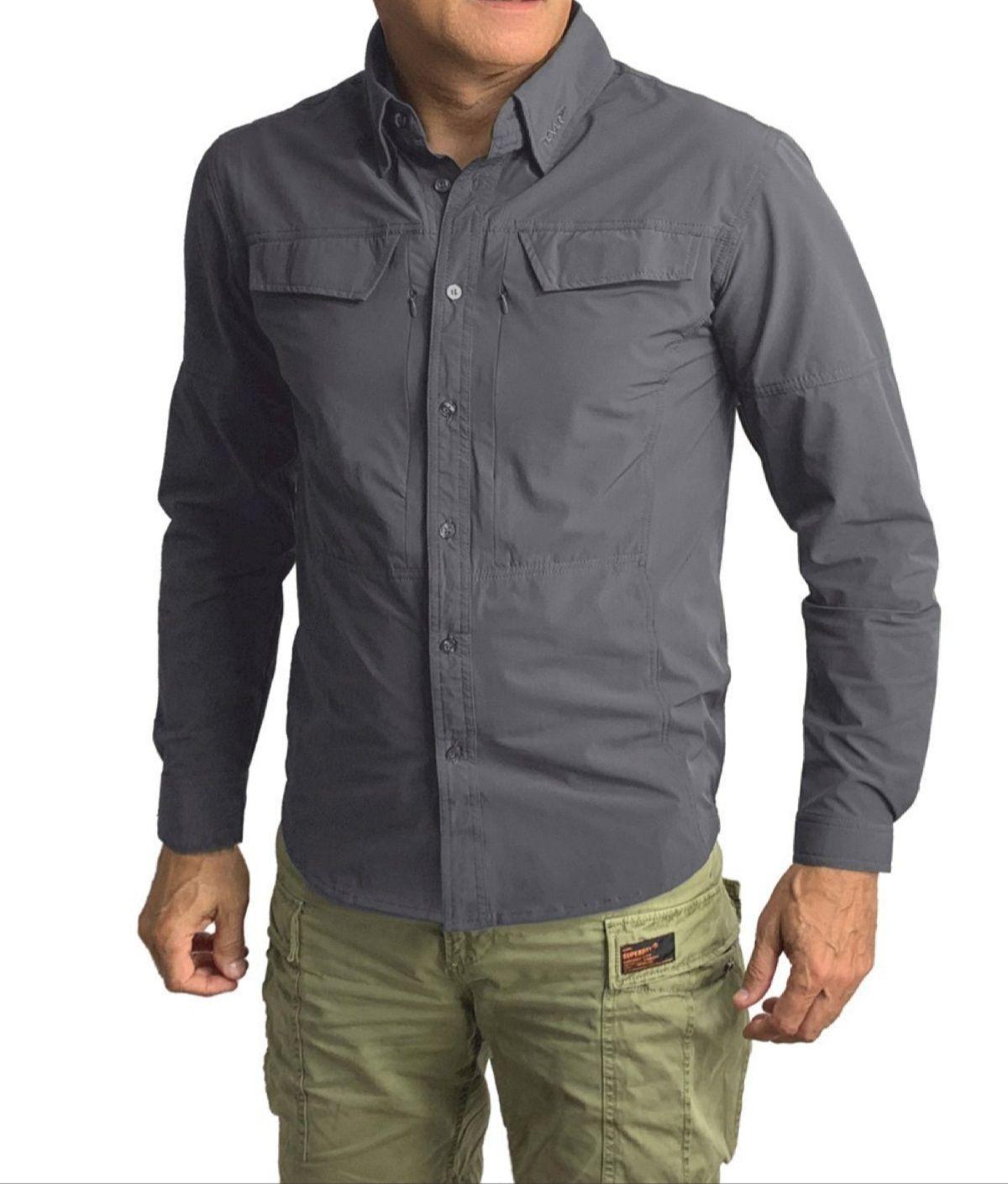 Košile TXR tactical shirt grey
