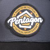Kšiltovka PENTAGON® Era Pentagon černo šedá