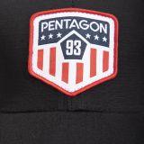 Kšiltovka PENTAGON® Era US černá