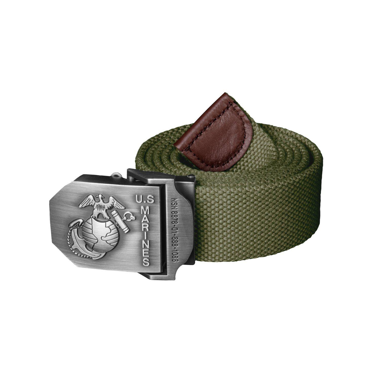 Pásek USMC oliv