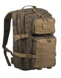 Batoh US Assault ranger oliv/coyote